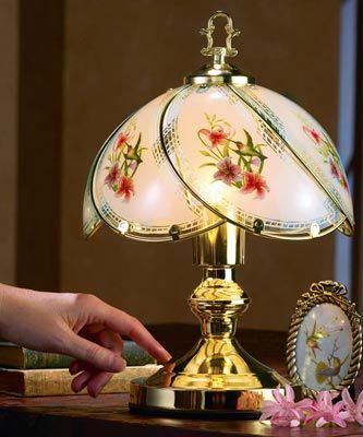 Hummingbird Desk Touch Lamp Collections Etc Touch Lamp Beautiful Table Lamp Lamp