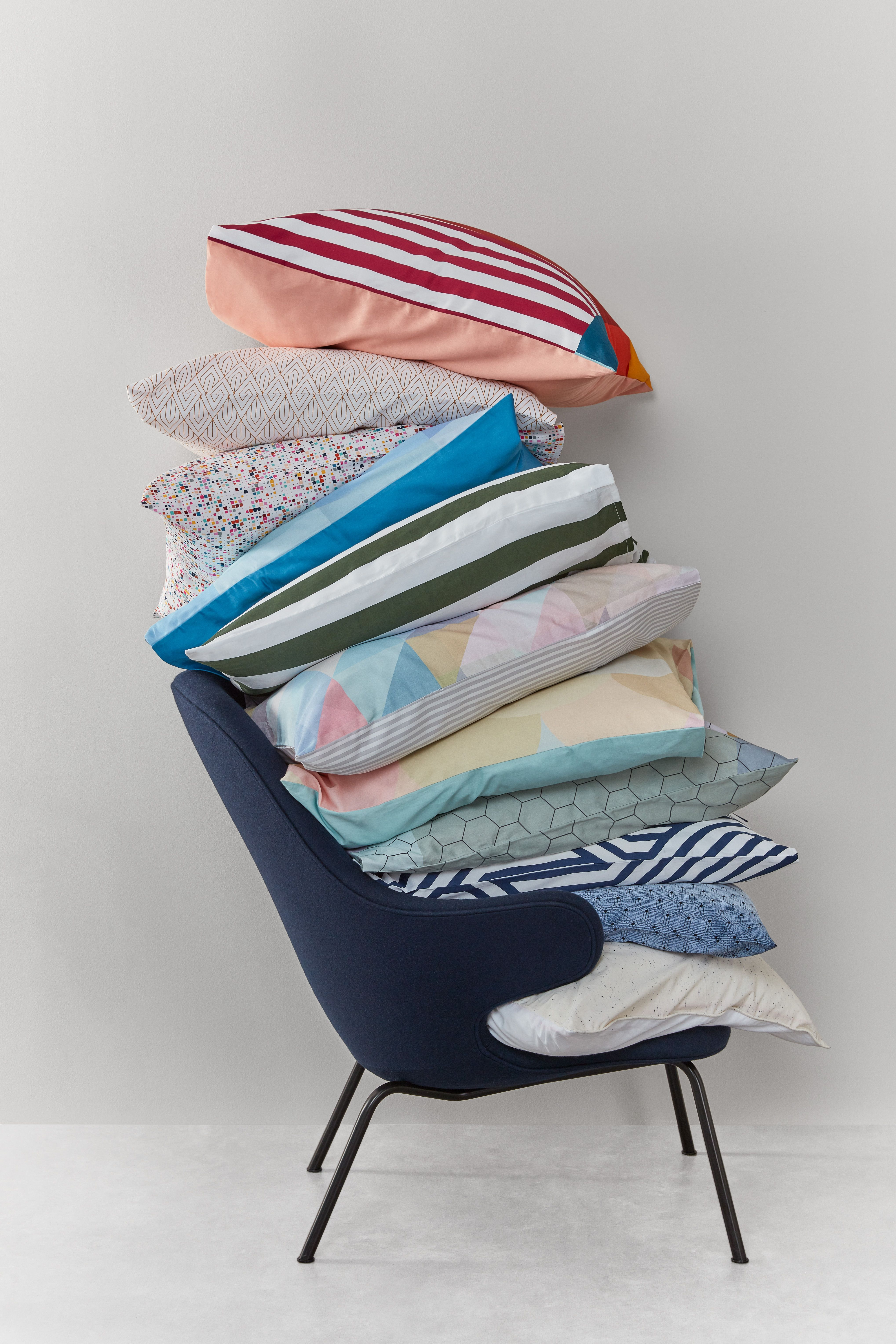 In The Mood Collection Kussens Cushions From The Spring Collection 2018 By Auping Slaapkamer