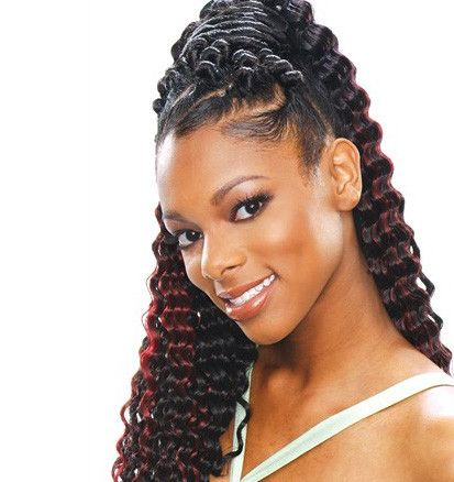 Model model glance synthetic braiding hair soft deep curl shop extensions model model glance synthetic braiding hair pmusecretfo Choice Image