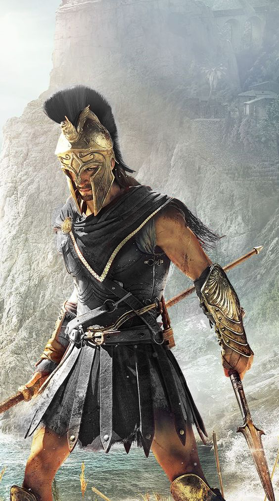 Boron Schwarzer Rabe Assassins Creed Assassins Creed Art Assassins Creed Odyssey