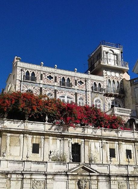 Palacete Chafariz d'El-Rei, Lisboa