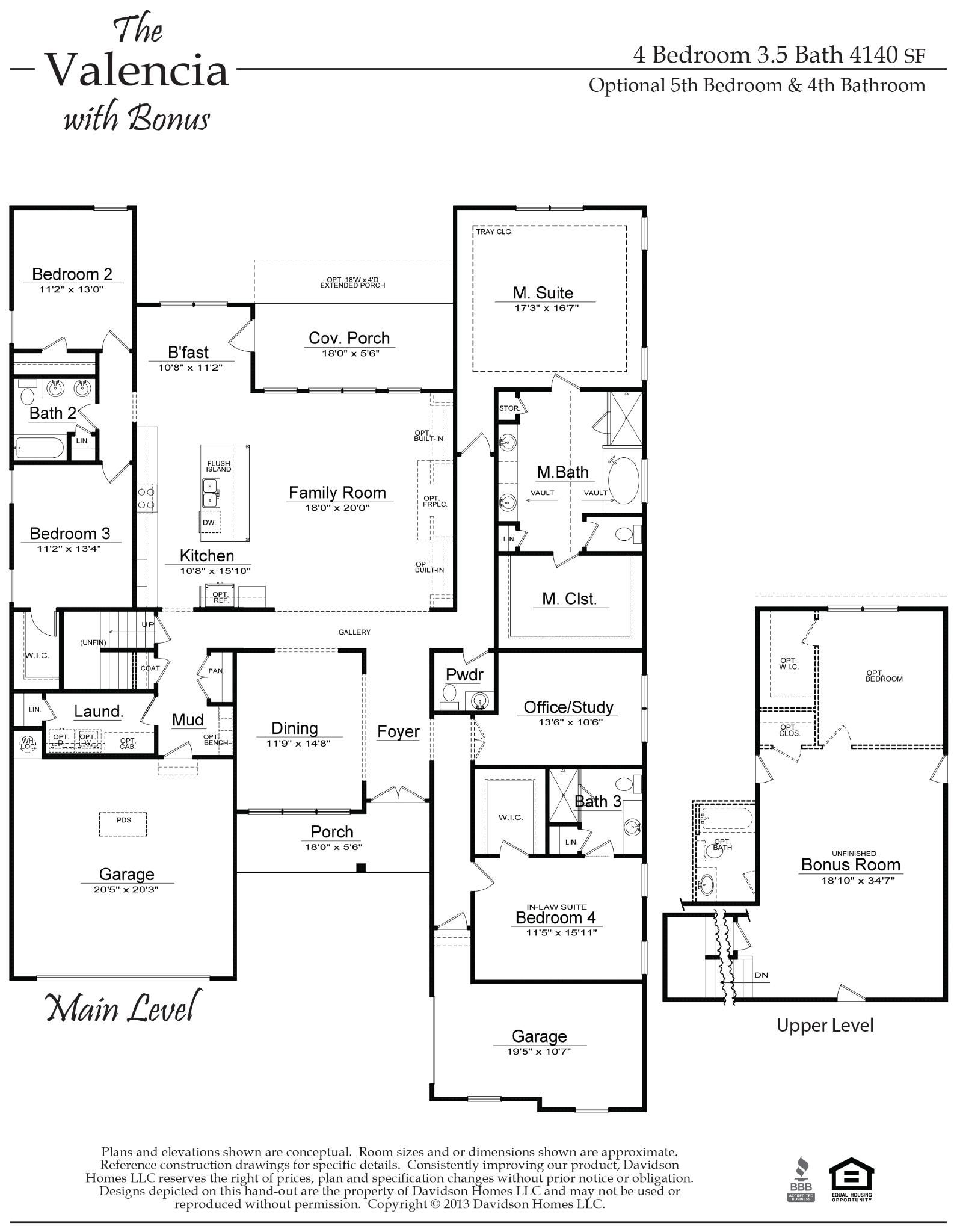 House 10 to 8. Layout and construction