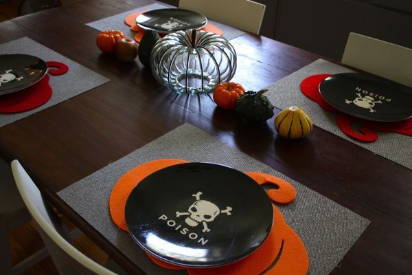 10 Last Minute Halloween Decor Ideas Halloween parties, Easy - halloween party centerpieces ideas