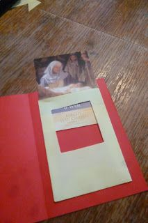 Can U C What I'm Saying?: M&M Cookie Primary Activity activity, family home evening, etc - pass-a-long card pocket in a greeting card.   pocket template included