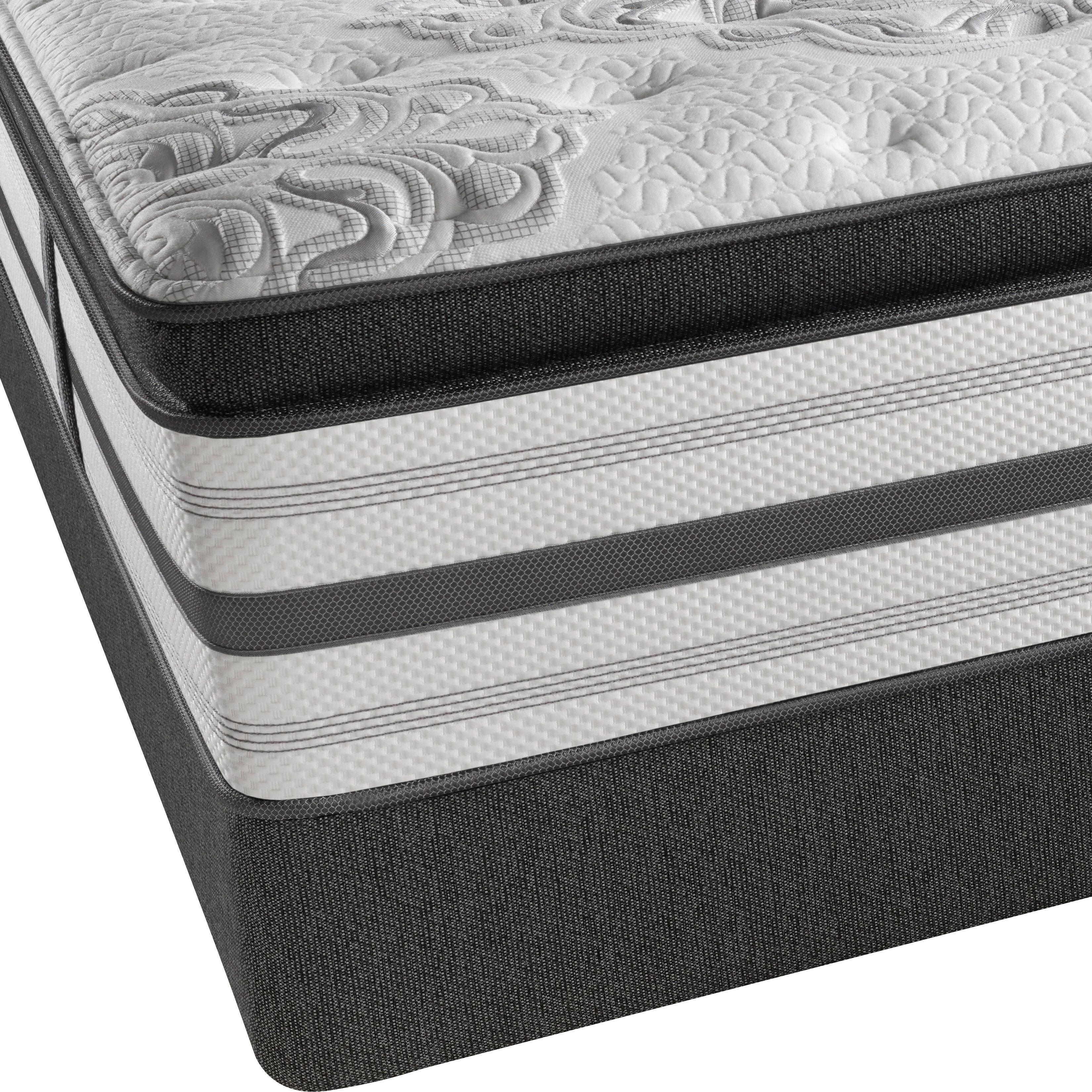 Simmons Beautyrest Platinum Columbus Luxury Firm Pillow Top