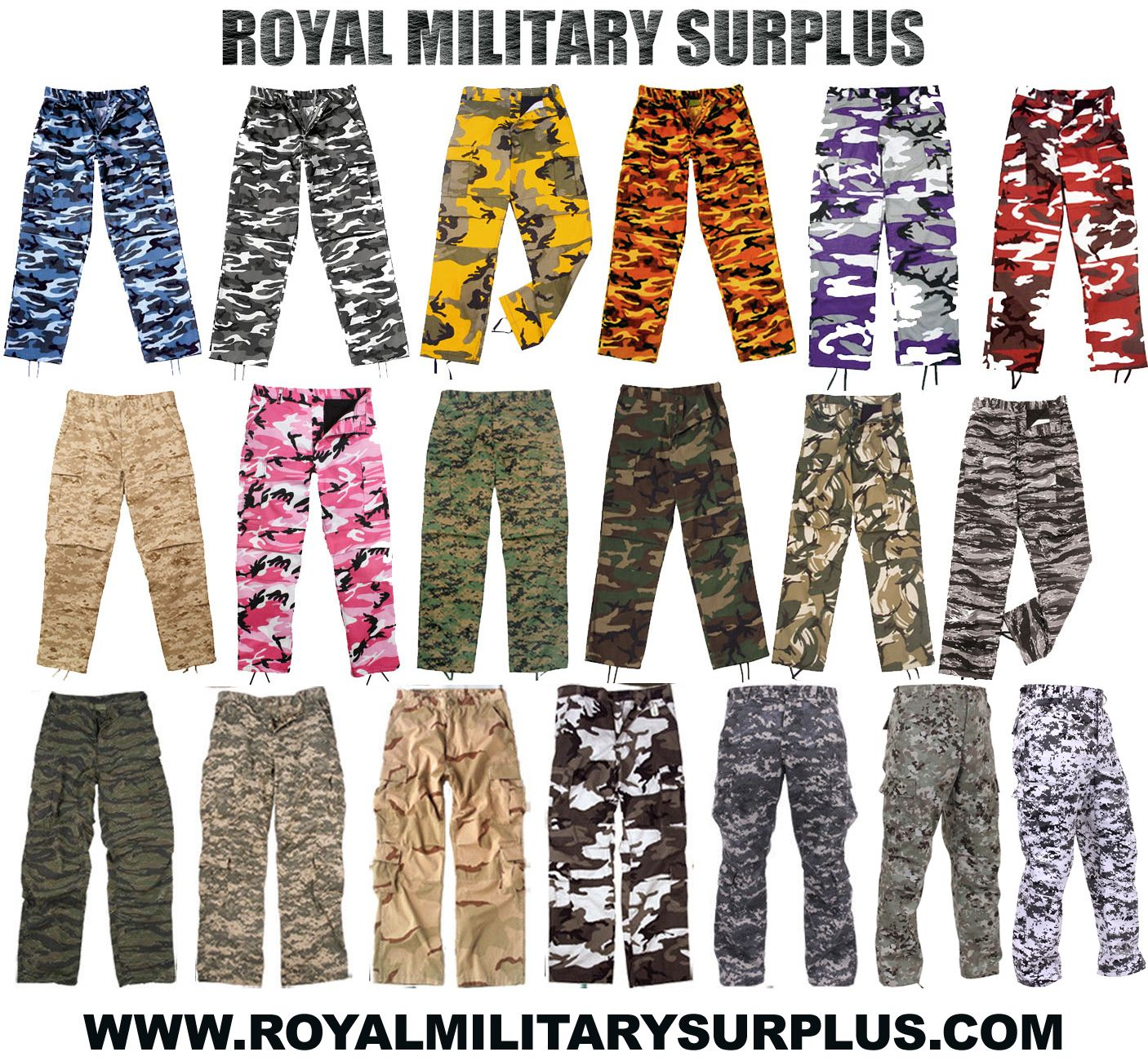 Pin by Royal Military Surplus on Military Pants   Trousers ... 6b9093544bb