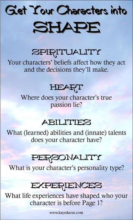 Good Thing To Know About Your Character Ethical Action Show Decision Making And Those Who Have Book Writing Tip Essay