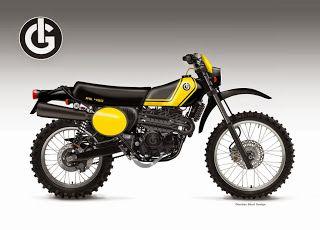 Motosketches: INTRAMOTOR GLORIA RG 450
