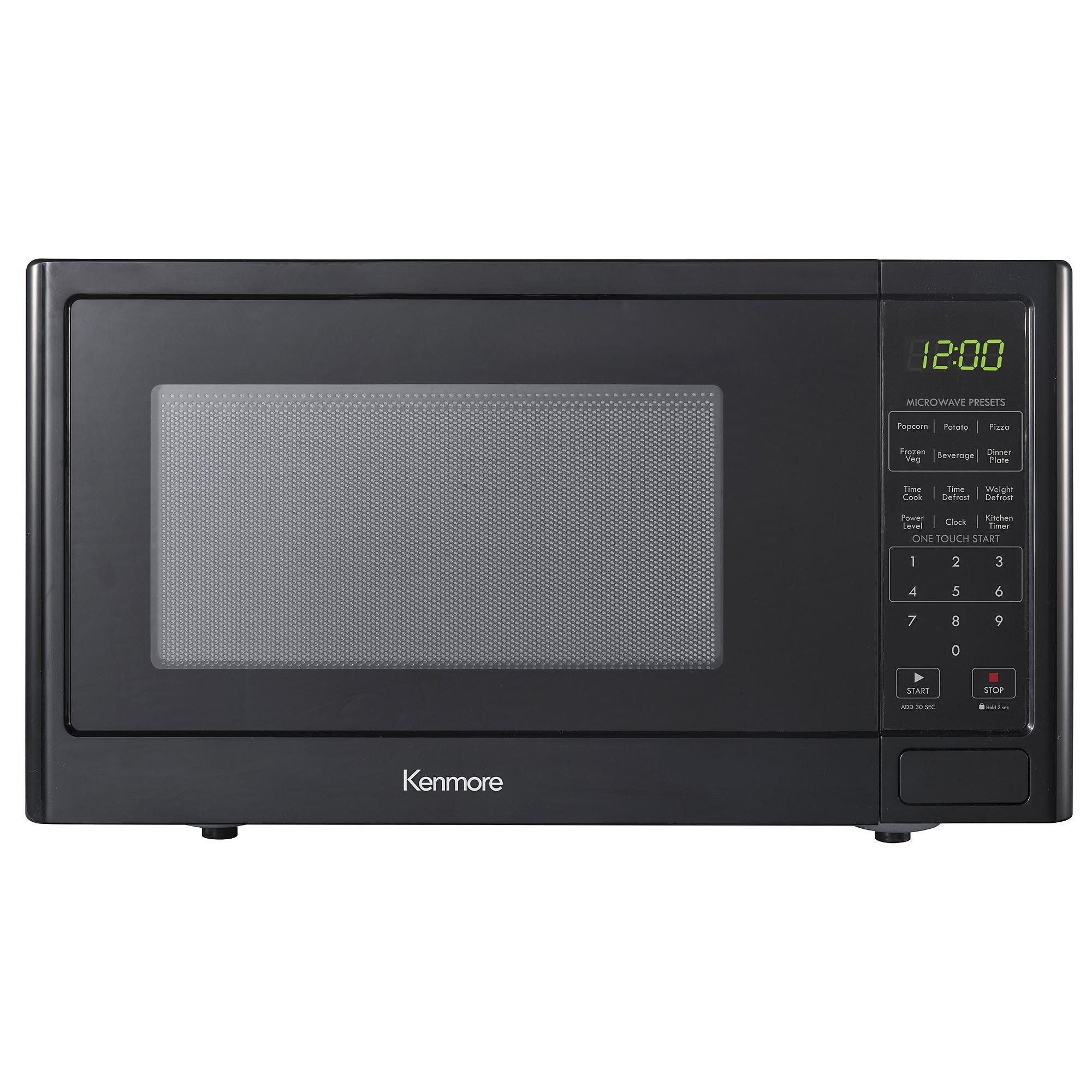 Kenmore 0 9 Cu Ft Countertop Microwave Oven Black Be Sure To Check Out This Awesome Product This Is An Affiliate Link Mic Microwave Ovens In 2019