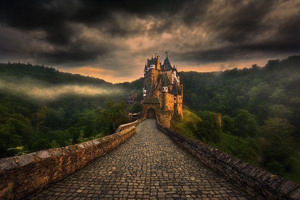 Castillo de Eltz. Renania-Palatinado, Alemania #photography