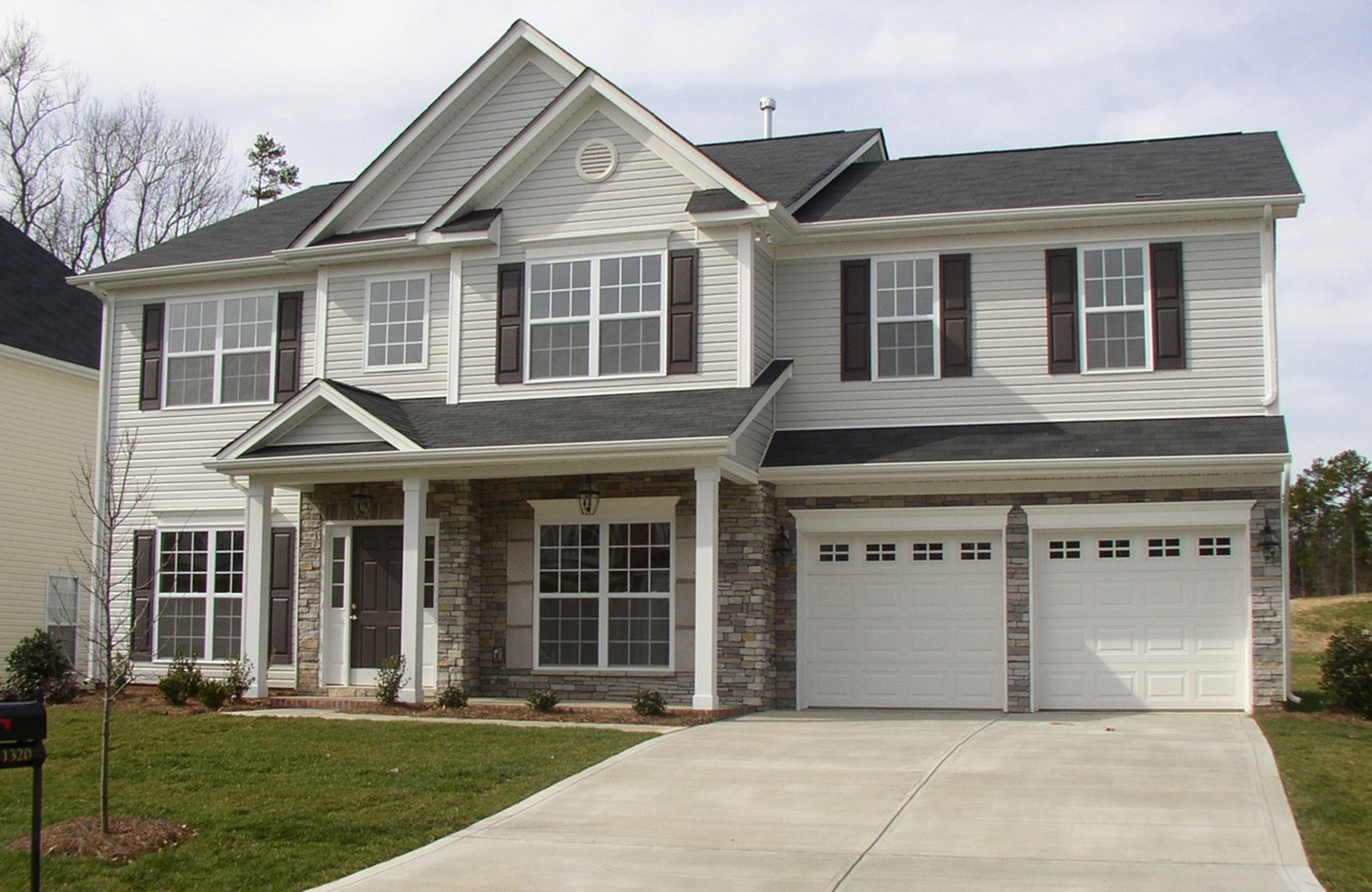 Image Result For Light Grey Exterior Paint Colors
