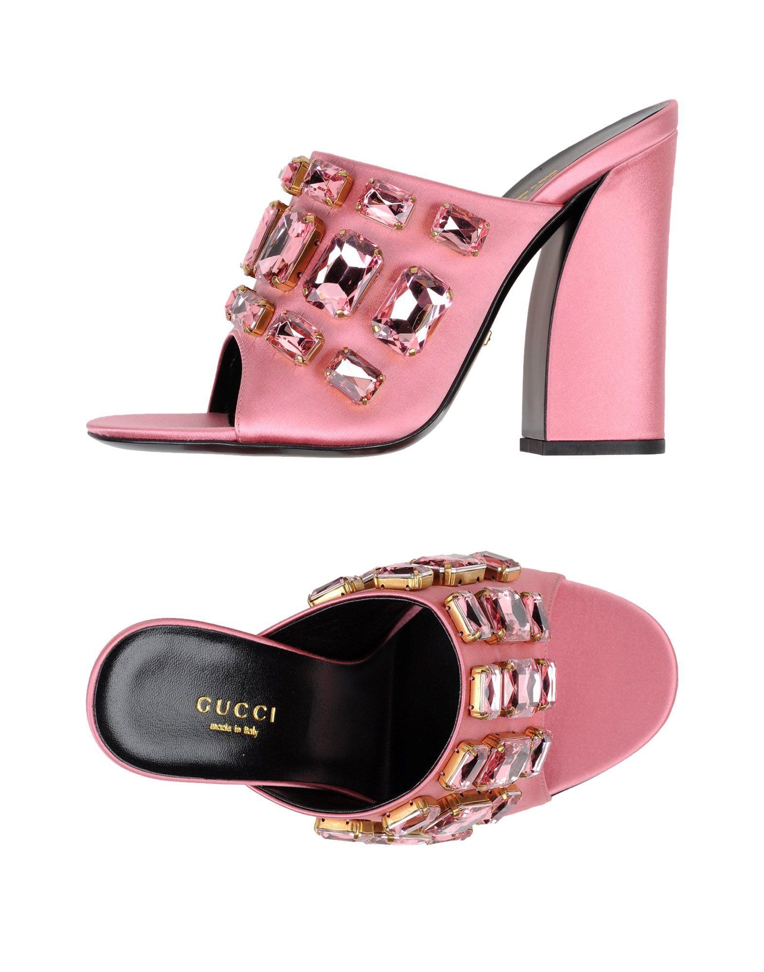 6c7f2faddaa4 Gucci Sandals - Women Gucci Sandals online on YOOX United Kingdom -  11132227PB