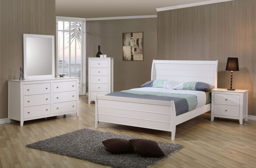 Full Size Bedroom Sets In White - Interior Paint Colors Bedroom