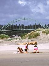 South Beach State Park 2 Miles Of Newport Oregon Camping Yurts