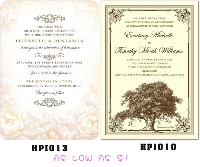 medieval wedding invitations - Medieval Wedding Invitations