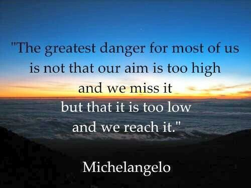 Michelangelo Quotes Stunning Michelangelo Quote  Well Said  Pinterest  Michelangelo