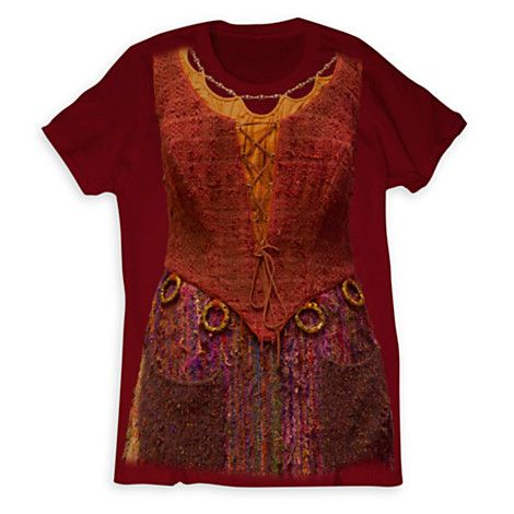 Mary Tee for Women - Hocus Pocus - Limited Release | Disney Store