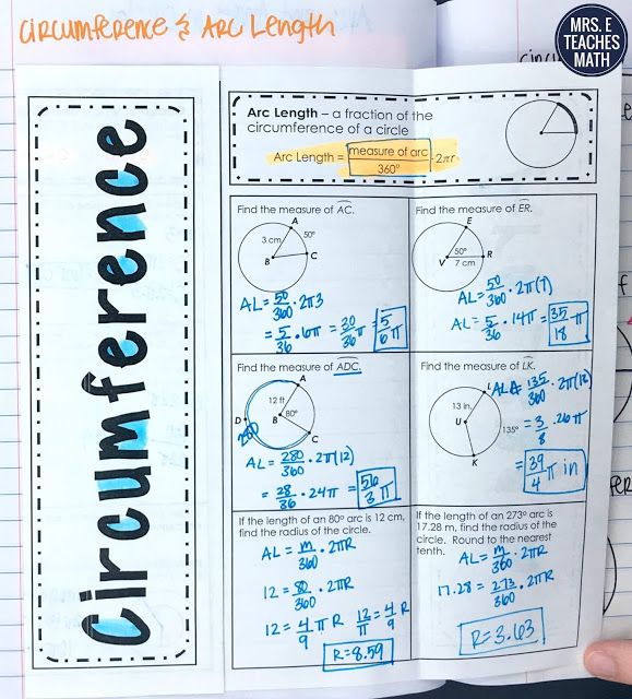 Area and Perimeter INB Pages   Flippables and Interactive Notebooks ...