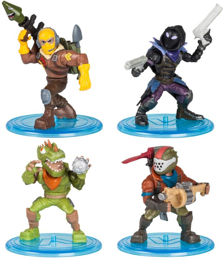 Fortnite W1 Figure Squad Pack With Images Action Figures Kids