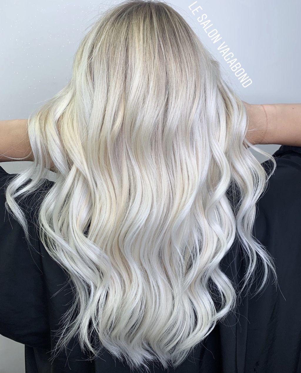 Epingle Sur Les Blonds By Le Salon Vagabond
