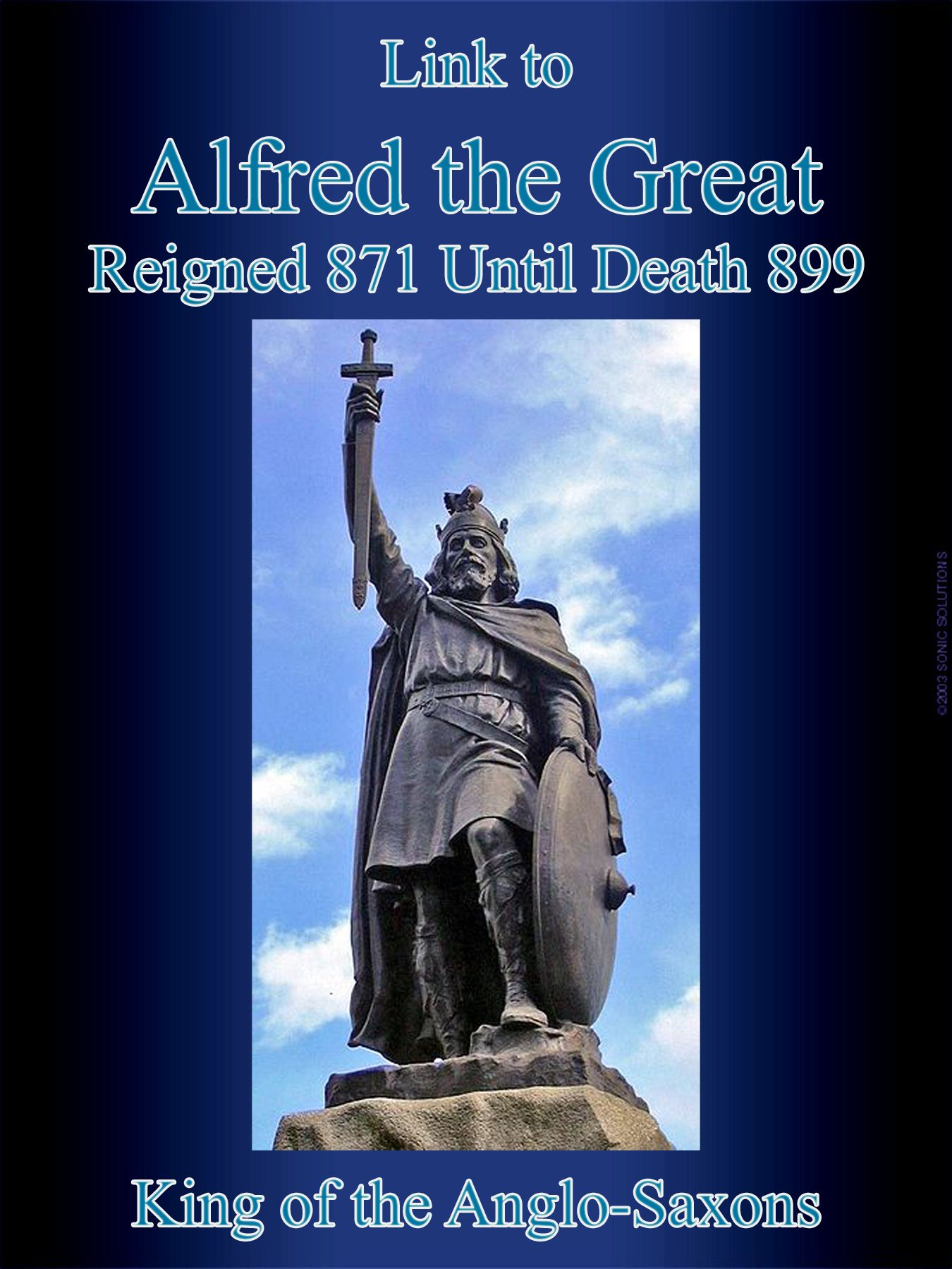 Link To Alfred The Great