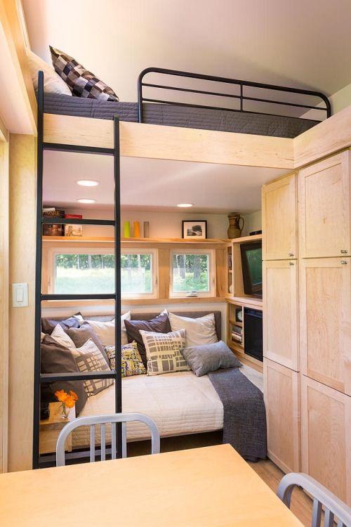 hogar #home #ideas diseño Pinterest Tiny houses, House and