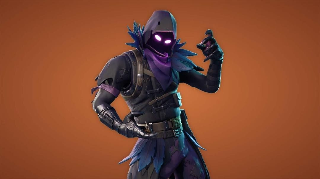 The Raven Might Be My Favorite Skin Fortnite Fortniteskins