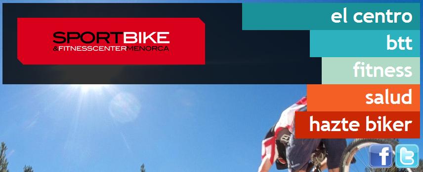 Web de Sport Bike & Fitness Centre