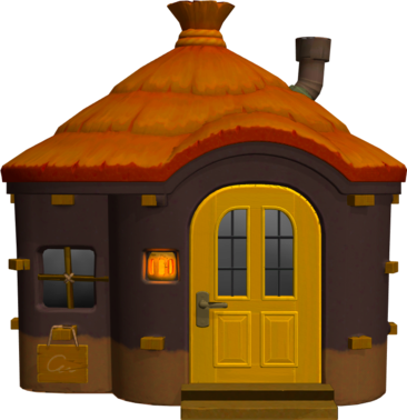Pin By Rrf On Acnh Villager Houses House Designs Exterior Exterior Design Animal Crossing