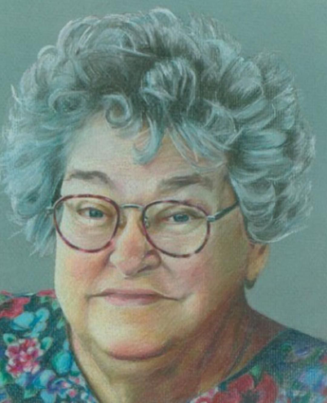 It looks a little fuzzy but here is a colored pencil illustration I did of my grandmother after she passed away #coloredpencil #coloredpencils #coloredpencildrawing #granndmother #prismacolor #art #artist #artsy #drawing #portrait #portraits #family #rip #talentedpeopleinc #illustration #illustrator by orr4fan