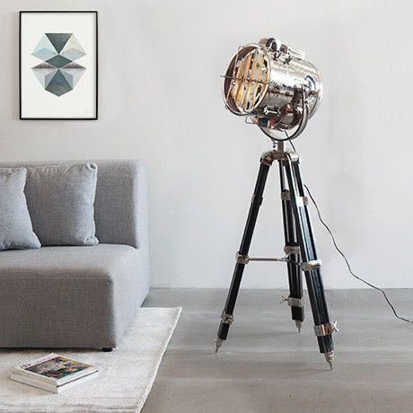 Awesome Herleif Floor Lamp by VANDEHEG MONOQI bestofdesign Origin Netherlands Material Metal
