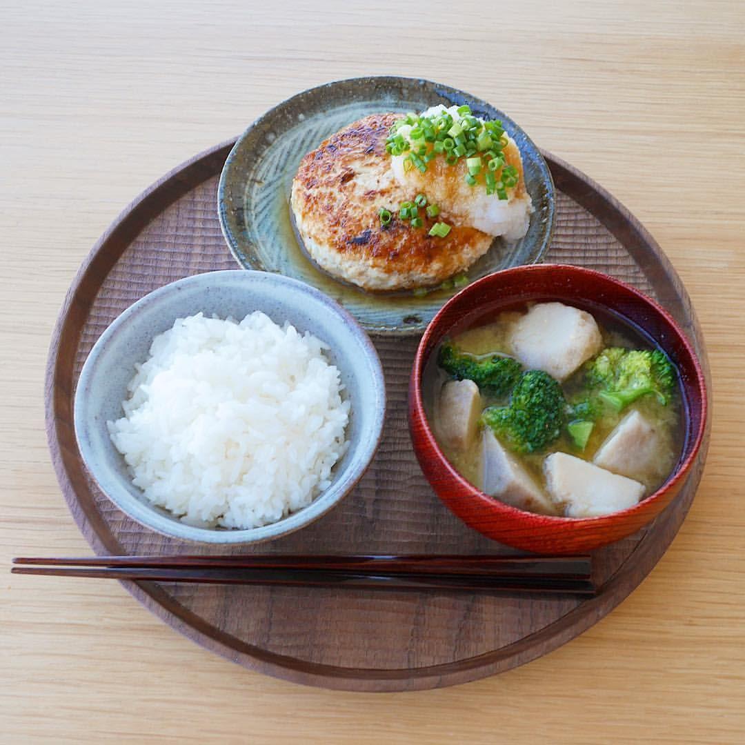 ひき肉 ハンバーグ 鶏