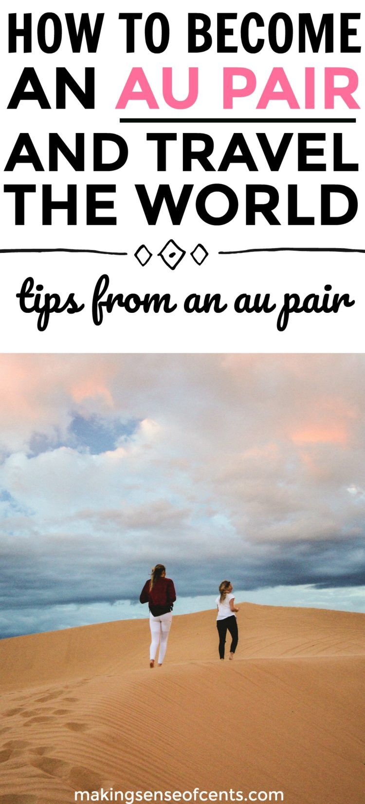 How To Become An Au Pair - Becoming An Au Pair And ...