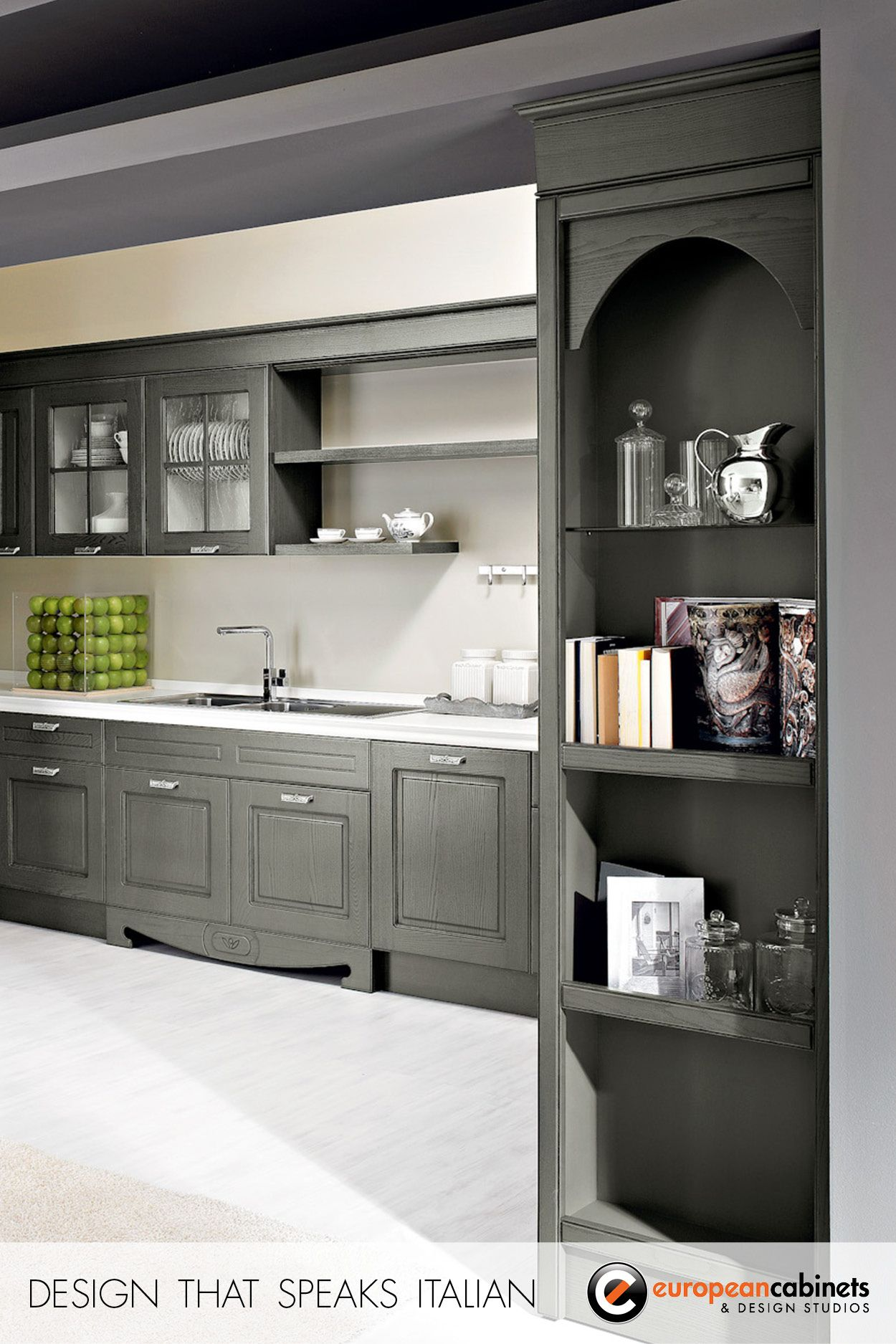 Imperial by Aran Cucine | Cabinet design, Traditional ...