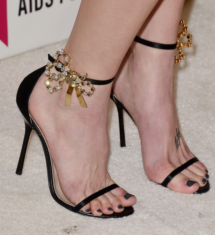 Ashley Greene's Feet