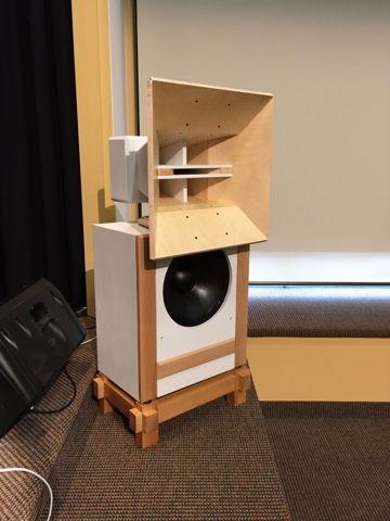 Joseph Crowe's DIY Speaker Building Blog | Audio Research in