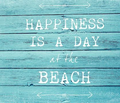 Happiness is a day in the beach http://www.hoteladriaticpalace.com/