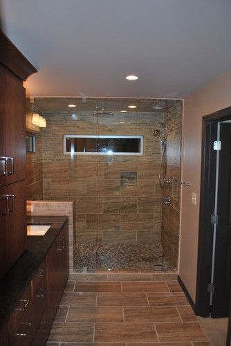 Bachelor Bathroom Renovation - contemporary - bathroom ...