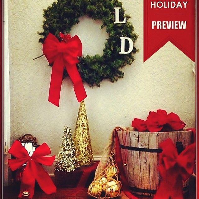 Home Holiday Preview by #LifestyleDesign http://byLifestyleDesign.com #Home #Holiday #Decor
