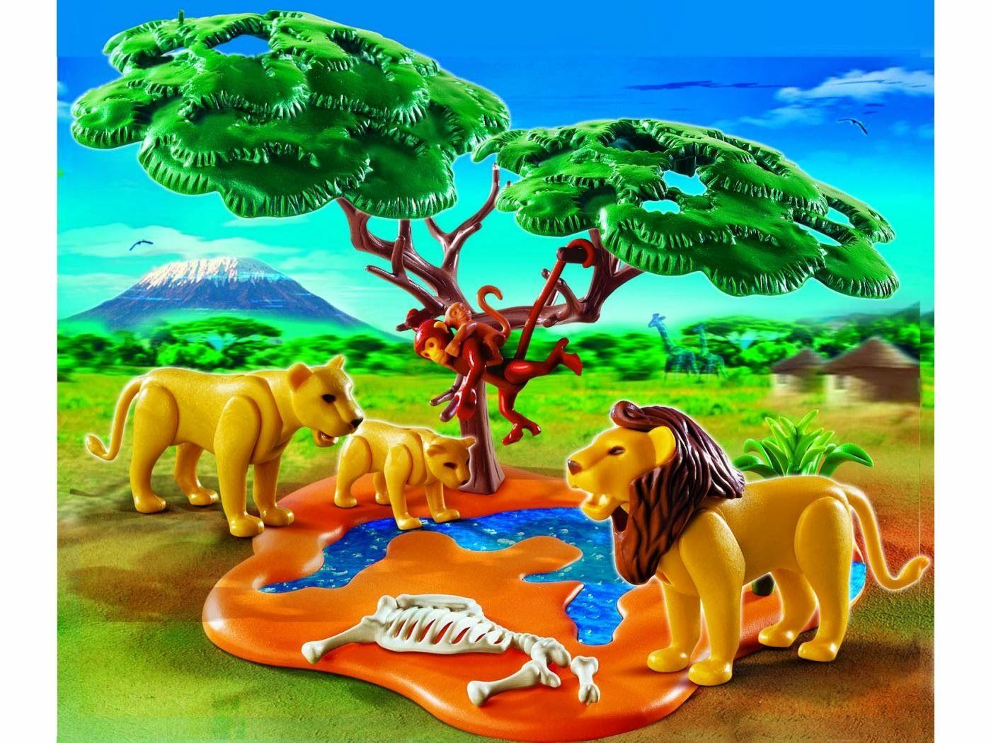 лего в картинках король лев воду ровный, глубина