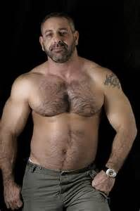 Daddy gay hairy