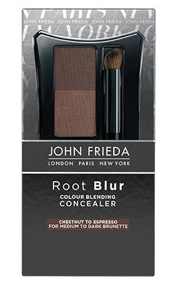 John Frieda Root Blur. This really works to cover up the roots that inevitably become visible and annoying right before you recolour