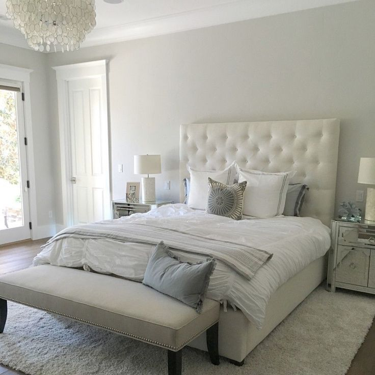 36 Relaxing Neutral Bedroom Designs: 22 Beautiful Bedroom Color Schemes