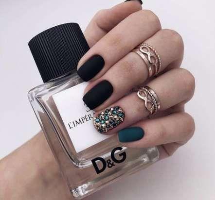 46 ideas nails shellac winter classy nails  uñas cortas