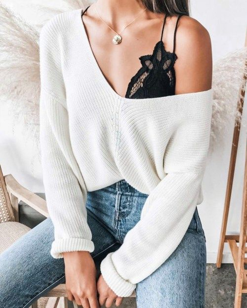 How To Style A Lace Bralette – DIY Darlin' – Linderie