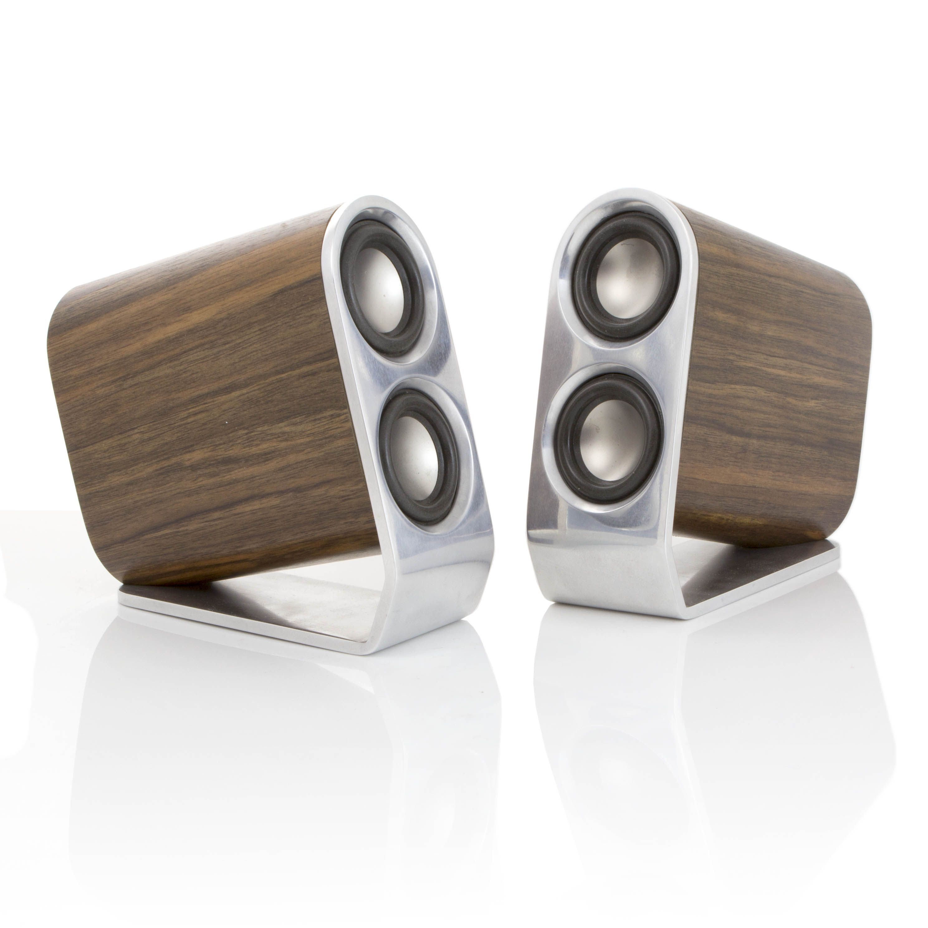 Desktop Satellite Speakers Satellite Speakers Speaker Design Desktop Speakers