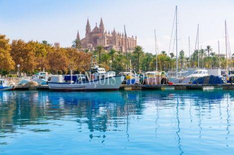 Pisos De Lujo En Venta Palma De Mallorca Parque De Las Estaciones Palma De Mallorca Mallorca Isla De Mallorca