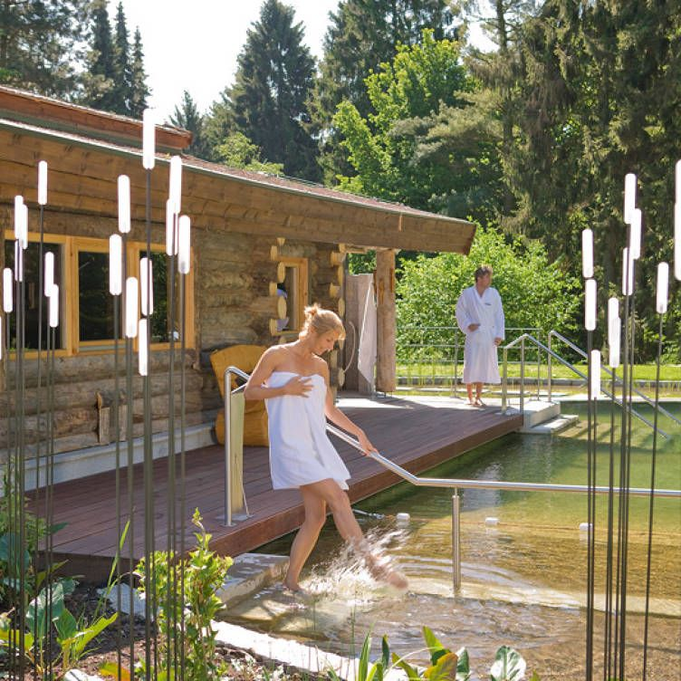 VitaSol Therme in Bad Salzuflen mit 4 Sterne Hotel ...