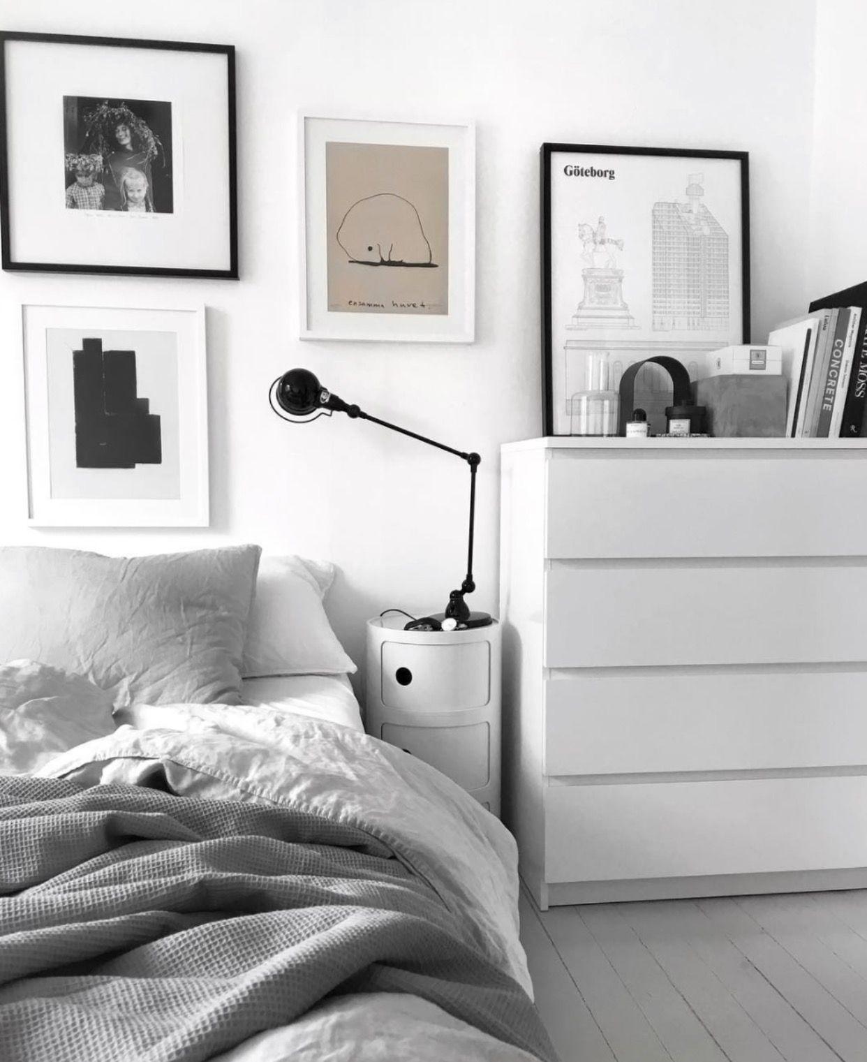 Pin By Amy Mckeown On Future Home Ikea Bedroom Design Scandinavian Design Bedroom Bedroom Decor