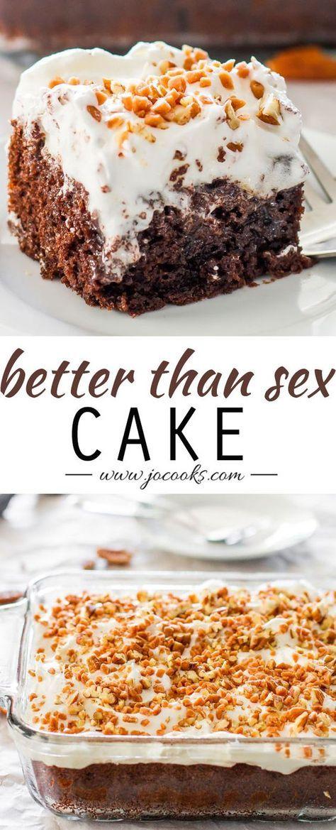 Better than sex cake caramel